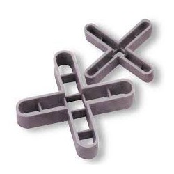 CRUCETAS DE PVC PARA JUNTAS DE 2mm.