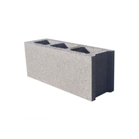 Concrete Block 15x20x50cm