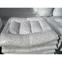 20kg BAGS / White boulder for decoration.