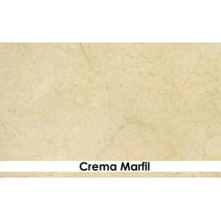 MARMOL CREMA MARFIL 60x30x2cm  y 40x40x2cm.