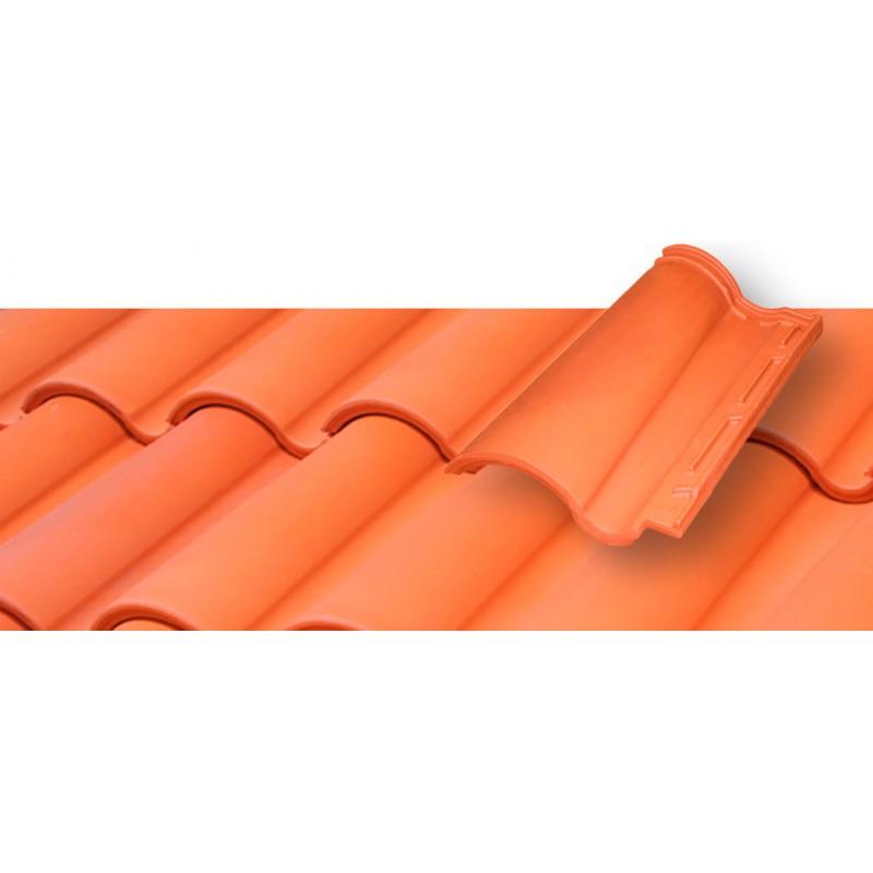 Precio teja plana alicantina colocacin de teja mixta for Clases de tejas y precios
