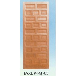 INTERIOR WOODEN DOOR Mod.PIM-03
