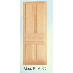 PUERTA INTERIOR DE MADERA Mod.PIM-05