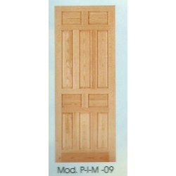 INTERIOR WOODEN DOOR Mod.PIM-09