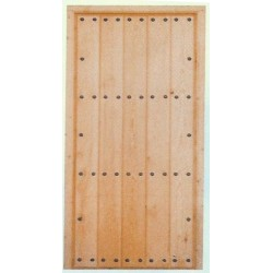 EXTERIOR WOODEN DOOR Mod.PCR-06