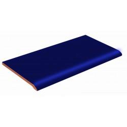 BLUE CERAMIC EDGING 28x14cm