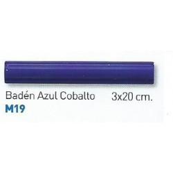 BADEN AZUL COBALTO 3x20cm