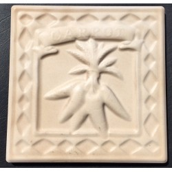 DECORATIVE WALL TILES ZANAHORIA BONE PLAIN 15x15cm.