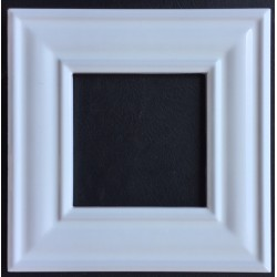 VENTANA BLANCA BRILLO 20x20cm STD