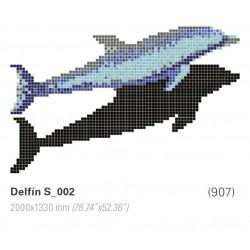 DELFIN S_002  2000x1330mm.