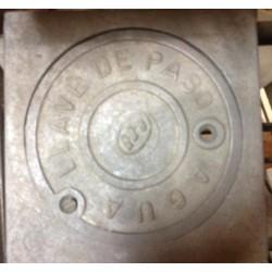 ALUMINIUM WATER BOX COVER 20x20