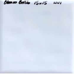 BLANCO BRILLO 15x15cm. COM